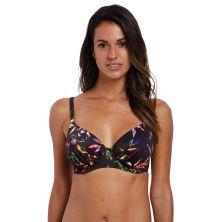 Top de bikini full cup drapeado Palawan de Fantasie