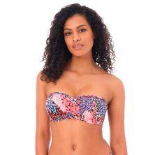 Top de bikini bandeau Serengeti de Freya