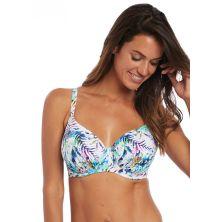 Top de bikini full cup drapeado Fiji de Fantasie